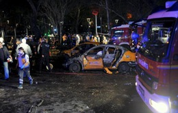 Lại xảy ra đánh bom tại Thổ Nhĩ Kỳ khiến 3 binh sĩ thiệt mạng