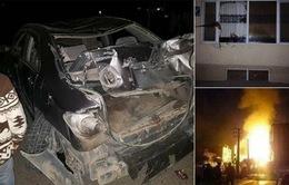 Lãnh sự quán Đức tại Afghanistan bị tấn công