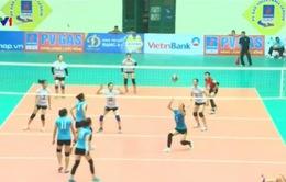 Giải bóng chuyền Vô địch Cúp Quốc gia: NH Công thương đánh bại Quảng Ninh