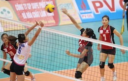 VTV Bình Điền Long An hụt hơi trong cuộc đua ngôi đầu giải vô địch quốc gia