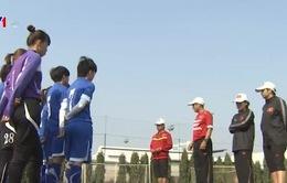 ĐT bóng đá nữ Việt Nam tập nặng sau kỳ nghỉ Tết Nguyên đán