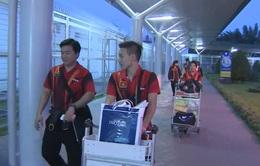 ĐT bóng bàn Việt Nam trở về sau thành công tại Giải vô địch Đông Nam Á
