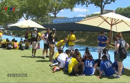 Streetfootball world – ngày hội bóng đá của những trẻ em đường phố