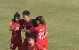 Vòng loại giải bóng đá nữ U16 Châu Á: U16 Việt Nam vượt qua U16 Uzbekistan