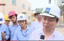 Bộ trưởng Bộ TN-MT nhận khuyết điểm về thảm họa môi trường ở miền Trung