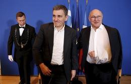 Hy Lạp - Pháp đàm phán về vấn đề nợ
