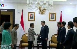 Đồng chí Tô Lâm gặp Phó Tổng thống Indonesia