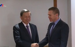 Đẩy mạnh hợp tác an ninh Việt Nam - Israel
