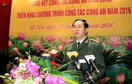 Công an Hà Nội triển khai nhiệm vụ năm 2016