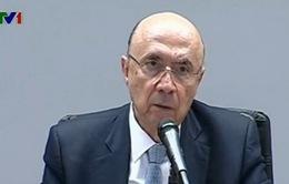 """Brazil tiếp tục chính sách """"thắt lưng buộc bụng"""""""