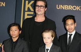 Cảnh sát Mỹ chính thức lên tiếng nghi vấn Brad Pitt bạo hành con cái