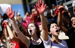 Bạo lực phụ nữ trở thành vấn đề gây tranh cãi trên chính trường Brazil