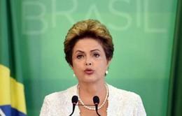 """Tổng thống Brazil coi quốc tế là """"phao cứu sinh"""" nền kinh tế"""