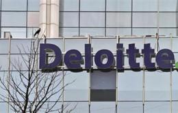 Kiểm toán Deloitte nhận án phạt kỷ lục do gian lận