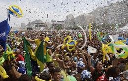 Olympic sẽ mang lại những gì cho người dân Brazil?