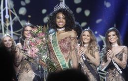 Sau 30 năm, Brazil có Hoa hậu Hoàn vũ da màu thứ hai