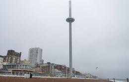 Đài quan sát cao nhất thế giới tại Anh