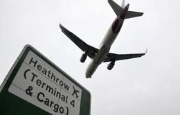 Anh mở thêm đường băng tại sân bay quốc tế Heathrow
