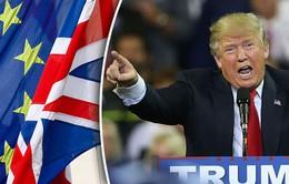 Ông Donald Trump và Brexit ảnh hưởng lớn nhất đến tài chính thế giới 2016