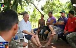 Brother Ludwig - Nhà tuyên truyền bảo vệ môi trường tự nhiên tại Amazon
