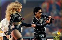 Beyonce, Coldplay, Bruno Mars làm rung chuyển Super Bowl Halftime Show 2016