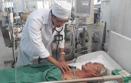 Cần Thơ: Cứu sống cụ ông 3 lần ngưng tim, ngưng thở