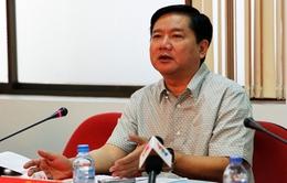 Bí thư Thành ủy Đinh La Thăng chỉ đạo đẩy mạnh chống tham nhũng tại TP.HCM