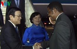 Chủ tịch nước thăm cấp Nhà nước tại Tanzania