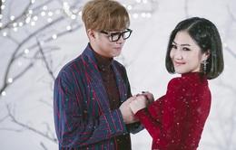 Bùi Anh Tuấn bối rối ôm tình cũ Hương Tràm trong MV Mùa đông tình yêu