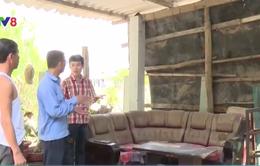 Ninh Thuận: 47 tỷ đồng hỗ trợ người dân vùng nhiễm mặn muối