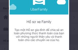 Uber ra mắt tính năng chi trả theo nhóm nhân Ngày của Mẹ