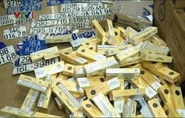 Bùng phát nạn buôn lậu thuốc lá tại các tỉnh phía Nam