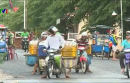 Biến đường ngoại thành đường phèn - Thủ đoạn buôn lậu mới