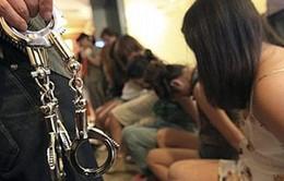Mỹ triệt phá đường dây buôn người từ Thái Lan