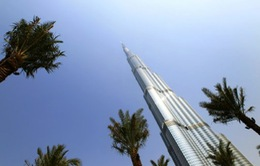 UAE xây tòa tháp cao nhất thế giới tại Dubai
