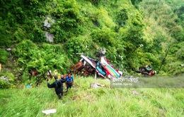Tai nạn xe bus kinh hoàng tại Nepal, hơn 50 người thương vong