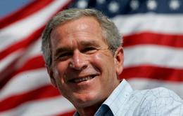 George W. Bush không bỏ phiếu cho Trump cũng chẳng bỏ phiếu cho Clinton