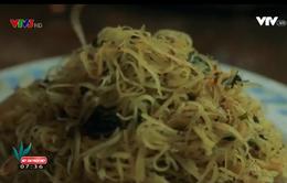 Lạ miệng với món cà sóc kiến vàng - đặc sản Giai Lai