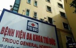 2 ca tử vong ở Bệnh viện Trí Đức nghi do sốc phản vệ