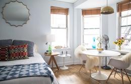 Những căn hộ nhỏ cá tính với phong cách hiện đại, trẻ trung