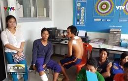 Hội nghề cá Việt Nam phản đối việc dùng vũ lực đối với ngư dân