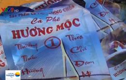 Phát hiện cơ sở chế biến cà phê bột giả nhãn hiệu tại Đồng Nai