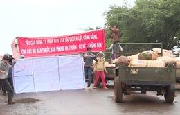 Đăk Lăk: Người trồng cà phê phản đối công ty Phước An