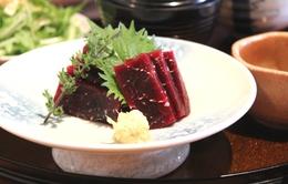 Thịt cá voi - Món ăn gây tranh cãi ở Nhật Bản