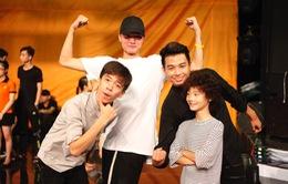 Vietnam's Got Talent: Thí sinh hào hứng tập luyện cho Gala chung kết