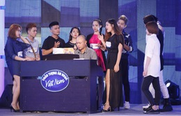 Vietnam Idol: Thí sinh căng thẳng cạnh tranh trong vòng Nhà hát