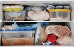 Nguy cơ ngộ độc thực phẩm vì bảo quản bằng túi nilon trong tủ lạnh