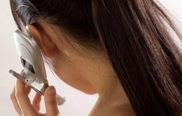 Phát hiện mối liên hệ giữa bệnh ung thư và sóng điện thoại di động