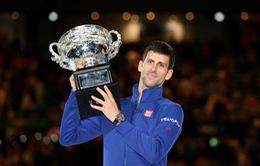 """Thắng đẹp Murray, """"Nhà vua"""" Djokovic lần thứ 6 vô địch Australian Open"""