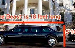 Những phương tiện đặc nhiệm chuyên chở Tổng thống Mỹ
